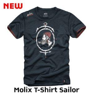 Molix T-Shirt Sailor Man
