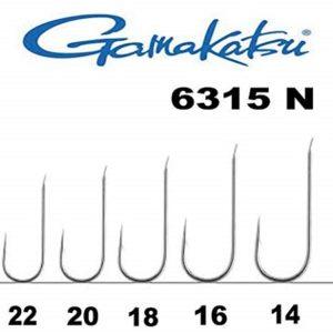 Gamakatsu Serie 6315 N
