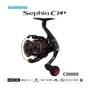 Shimano Sephia CI4+ C3000S