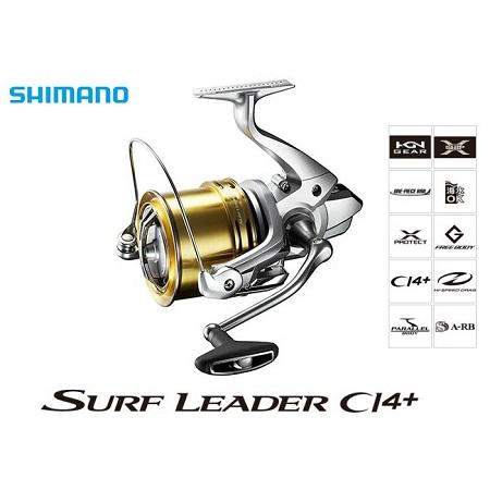 Shimano Surf Leader Ci4+