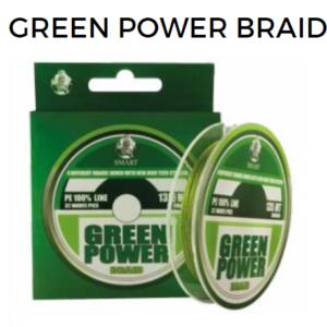 Maver Green Power Braid