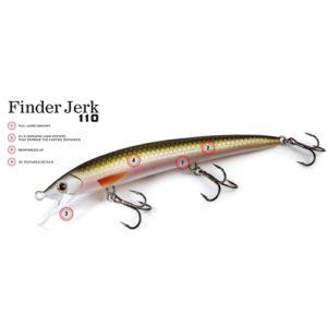 Molix Finder Jerk 110 Suspending